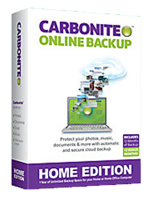 Carbomite Backup