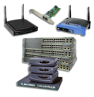 We can help with any type of network setup